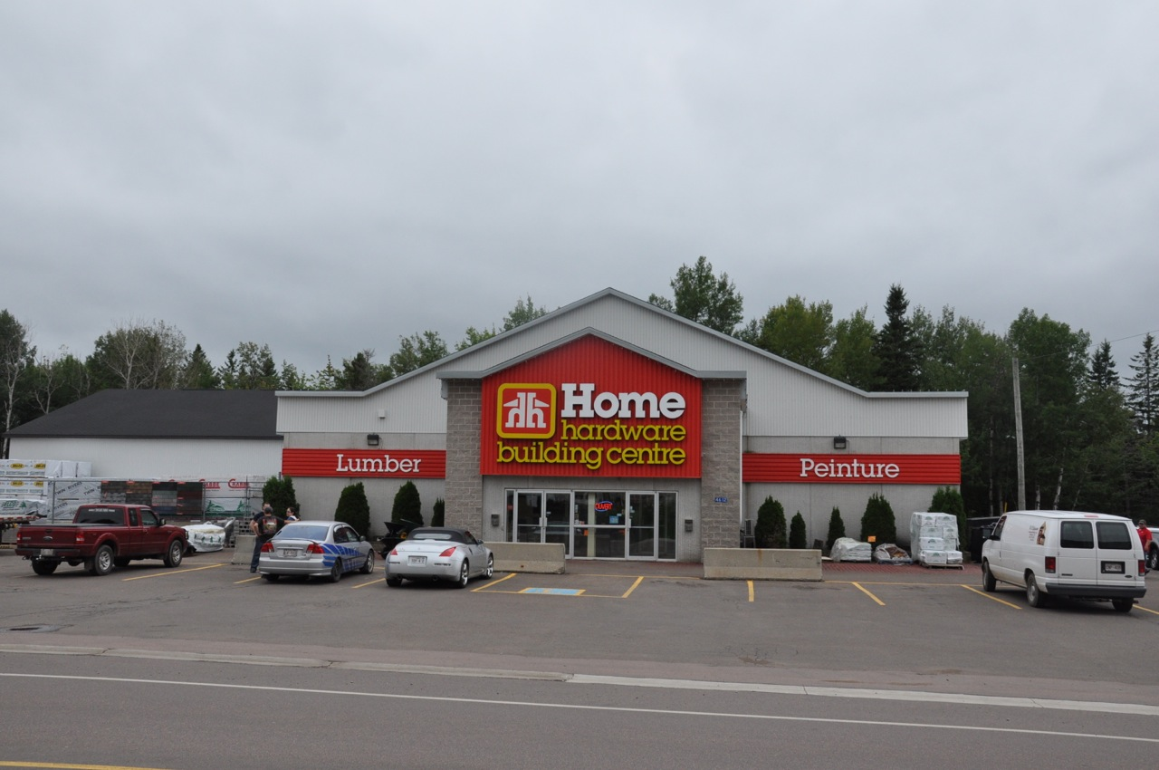 Saint Antoine Home Hardware Thermalwise Building Energy Savings Energy Management Building
