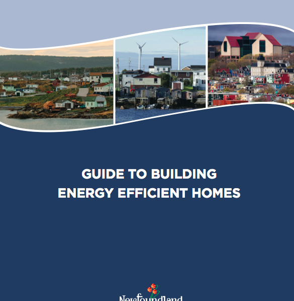 Education services thermalwise building energy savings for Building an efficient home